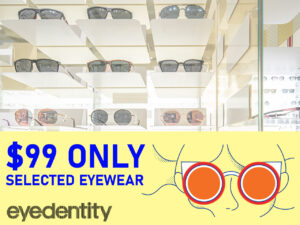 eGSS - Shop. Win. Experience. $99 Selected Eyewear @ Eyedentity