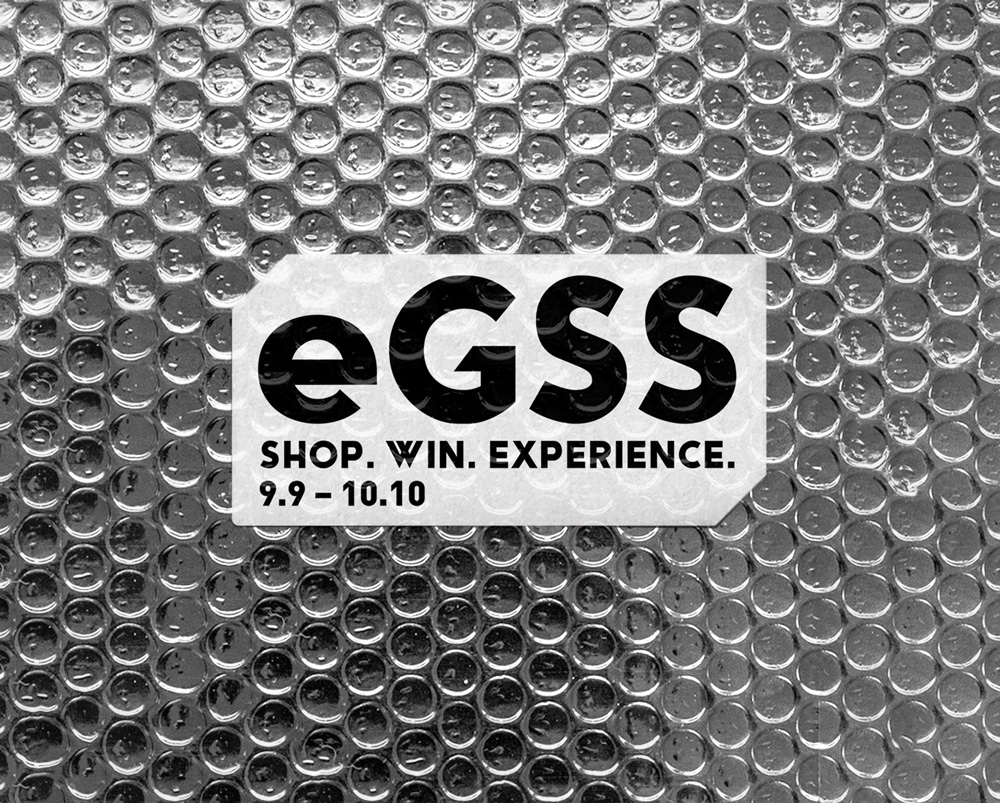 eGSS. Shop. Win. Experience
